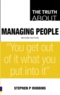 Image for The truth about managing people