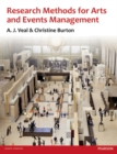 Image for Research methods for arts and event management