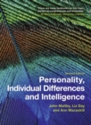 Image for Personality, individual differences, and intelligence