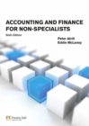 Image for Accounting & Finance for Non-Specialists with MyAccountingLab