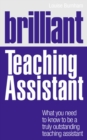 Image for Brilliant teaching assistant