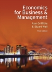 Image for Economics for business and management