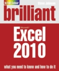 Image for Brilliant Microsoft Excel 2010