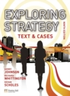Image for Exploring strategy: Text & cases