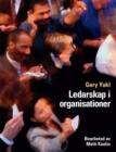 Image for Ledarskap i organisationer