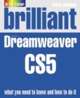 Image for Brilliant Adobe Dreamweaver CS5