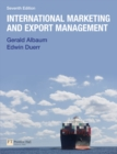 Image for International marketing and export management