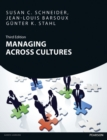 Image for Managing across cultures