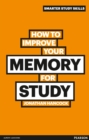 Image for How to improve your memory for study