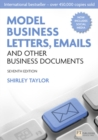 Image for Model business letters, emails and other business documents