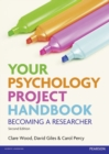 Image for Your psychology project handbook  : becoming a researcher