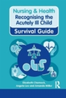 Image for Recognising the acutely ill child