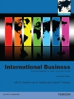 Image for International business  : environments and operations