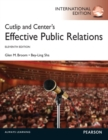 Image for Cutlip & Center's effective public relations