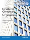 Image for Structured computer organization