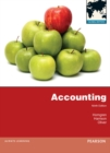 Image for Accounting: Global Edition