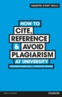 Image for How to cite, reference & avoid plagiarism at university