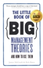 Image for Little book of big management theories