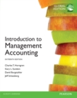 Image for Introduction to Management Accounting Global Edition