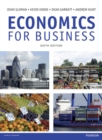 Image for Economics for business