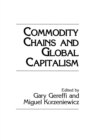 Image for Commodity chains and global capitalism