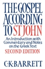 Image for The Gospel according to St John  : an introduction with commentary and notes on the Greek text