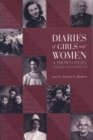 Image for Diaries of Girls and Women : A Midwestern American Sampler
