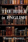 Image for The Bible in English  : its history and influence