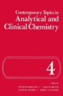 Image for Contemporary Topics in Analytical and Clinical Chemistry