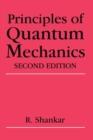 Image for Principles of Quantum Mechanics