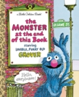 Image for LGB The Monster At The End Of This Book (Sesame Book)