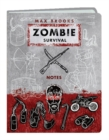 Image for Zombie Survival Notes Mini Journal