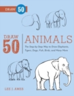 Image for Draw 50 animals