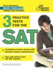 Image for 3 Practice Tests for the SAT