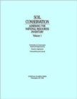 Image for Soil Conservation : Assessing the National Resources Inventory, Volume 1