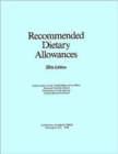 Image for Recommended Dietary Allowances : 10th Edition