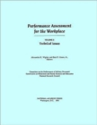 Image for Performance Assessment for the Workplace, Volume II : Technical Issues