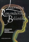 Image for Learning, Remembering, Believing : Enhancing Human Performance