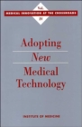Image for Adopting New Medical Technology