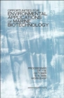 Image for Opportunities for Environmental Applications of Marine Biotechnology : Proceedings of the October 5-6, 1999, Workshop