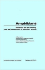 Image for Amphibians : Guidelines for the Breeding, Care and Management of Laboratory Animals