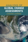 Image for Analysis of global change assessments: lessons learned
