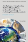 Image for Developing and Strengthening the Global Supply Chain for Second-Line Drugs for Multidrug-Resistant Tuberculosis : Workshop Summary