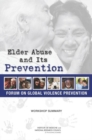 Image for Elder Abuse and Its Prevention : Workshop Summary