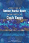 Image for Attribution of Extreme Weather Events in the Context of Climate Change