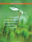 Image for Fostering Transformative Research in the Geographical Sciences
