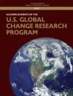 Image for Accomplishments of the U.S. Global Change Research Program