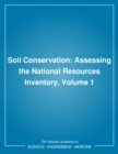 Image for National Academy Press: soil Conservation - Assessing The Nat Res Invent (pr Only)