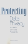 Image for Protecting data privacy in health services research