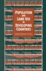 Image for Population and land use in developing countries: report of a workshop